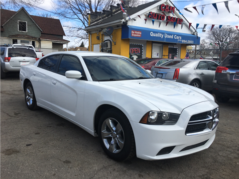 2013 Dodge Charger for sale in Detroit, MI