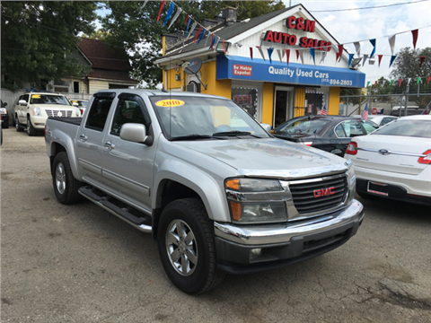 2010 GMC Canyon for sale in Detroit, MI