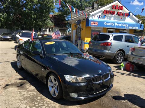 2007 BMW 3 Series for sale in Detroit, MI