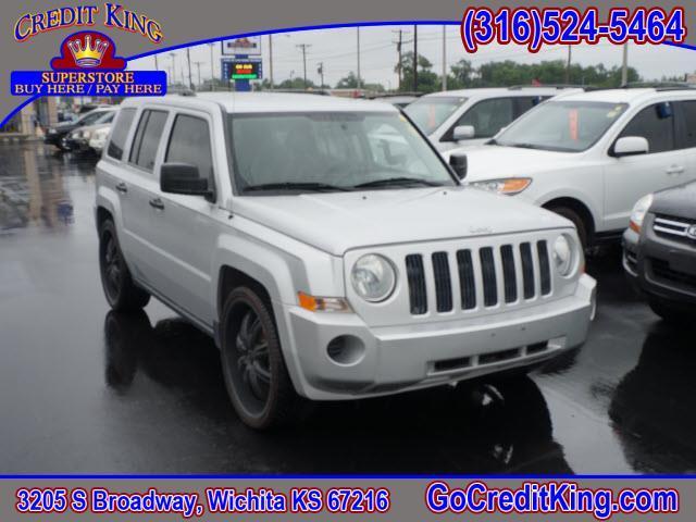 2008 jeep patriot for sale for Carvalho s bargain motors