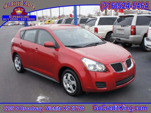 2010 Pontiac Vibe for sale in Wichita KS