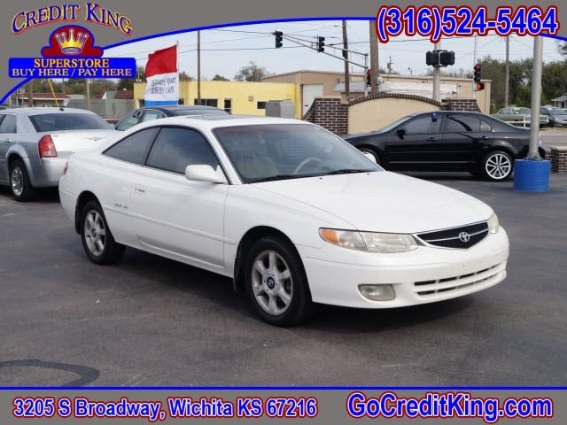 2001 toyota camry solara se v6 2dr coupe in wichita ks. Black Bedroom Furniture Sets. Home Design Ideas