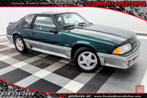 1992 Ford Mustang for sale in Hickory, NC