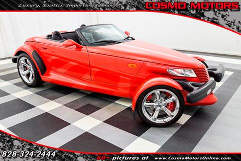2000 Plymouth Prowler for sale in Hickory, NC