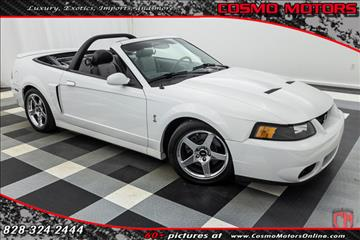 2004 Ford Mustang SVT Cobra for sale in Hickory, NC