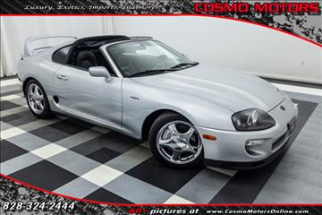 1997 Toyota Supra for sale in Hickory, NC
