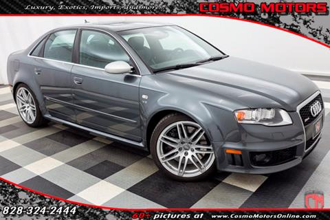 Audi RS 4 For Sale  Carsforsalecom