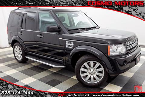 2012 Land Rover LR4 for sale in Hickory, NC