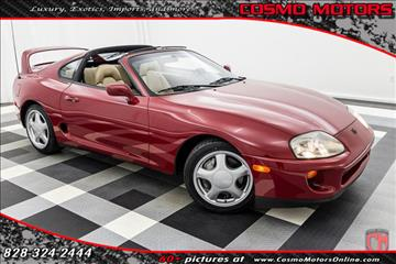 1995 Toyota Supra for sale in Hickory, NC