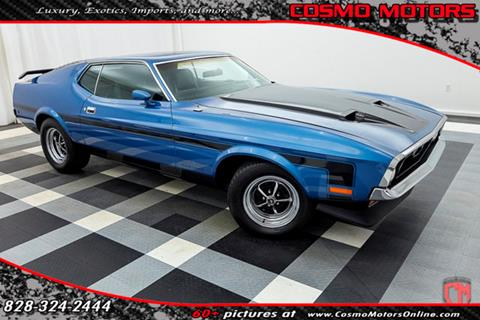 1972 Ford Mustang for sale in Hickory, NC