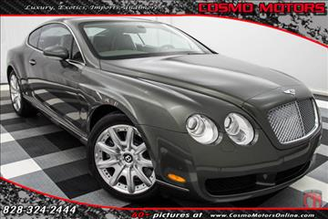 Used Bentley For Sale In North Carolina
