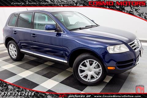 2006 Volkswagen Touareg for sale in Hickory, NC