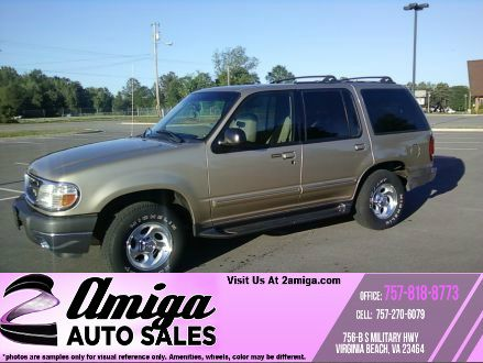 2000 Ford Explorer for sale in Virginia Beach VA