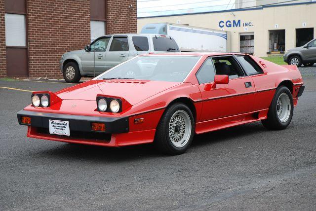 1986 Lotus Esprit