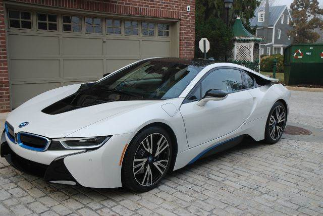 2014 BMW i8 Base AWD i8 2dr Coupe