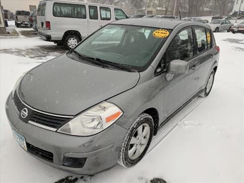 2007 Nissan Versa for sale in Anoka MN