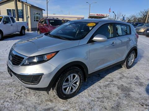 2011 Kia Sportage for sale in Anoka MN