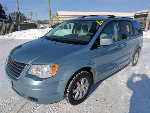 2008 Chrysler Town and Country for sale in Anoka, MN