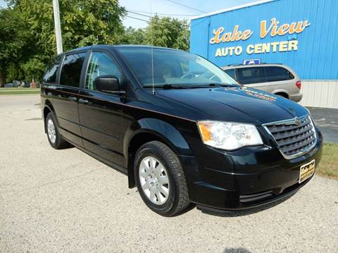 2008 Chrysler Town and Country for sale in Oshkosh, WI
