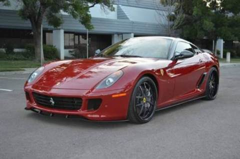 2008 Ferrari 599 GTB Fiorano for sale in Phoenix, AZ