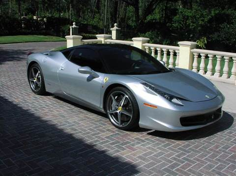2011 Ferrari 458 Italia for sale in Phoenix, AZ