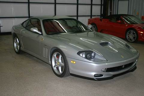 2000 Ferrari 550 Maranello for sale in Phoenix, AZ