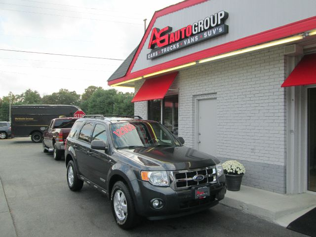 2008 FORD ESCAPE XLT 4WD V6 gray 4wdawdabs brakesair conditioningalloy wheelsamfm radioanti