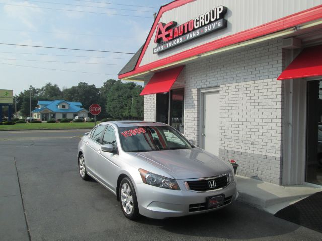 2008 HONDA ACCORD EX-L SEDAN AT silver 95518 miles VIN 1HGCP26898A069391