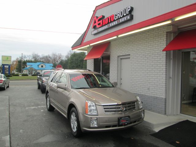 2004 CADILLAC SRX V6 tan abs brakesair conditioningalloy wheelsamfm radioanti-brake system 4