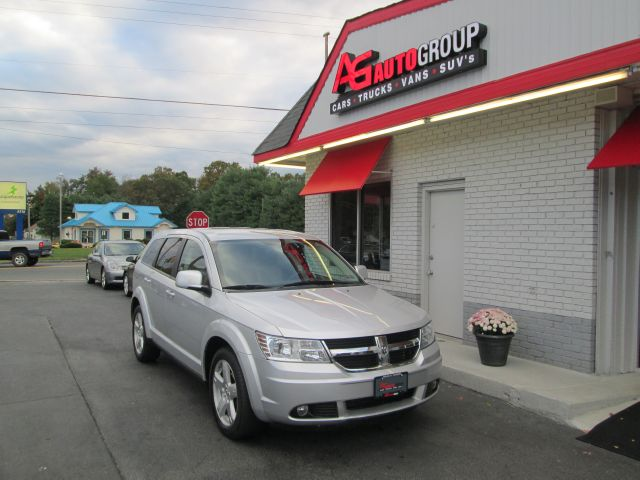 2009 DODGE JOURNEY SXT AWD silver 4wdawdabs brakesair conditioningalloy wheelsamfm radioant