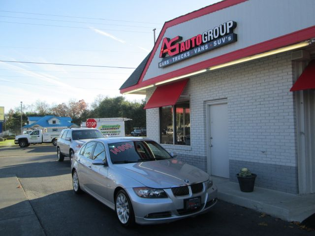 2006 BMW 3 SERIES 330XI SEDAN silver 4wdawdabs brakesair conditioningalloy wheelsamfm radio