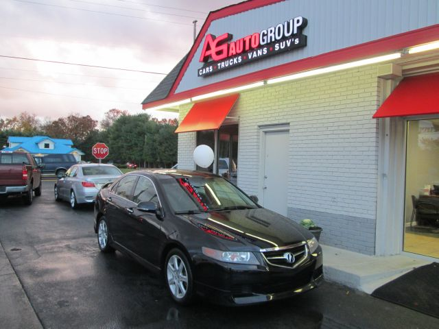 2004 ACURA TSX 6-SPEED MT black 180469 miles VIN JH4CL95814C000194