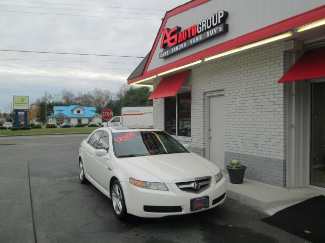2006 ACURA TL 5-SPEED AT white abs brakesair conditioningalloy wheelsamfm radioanti-brake sys