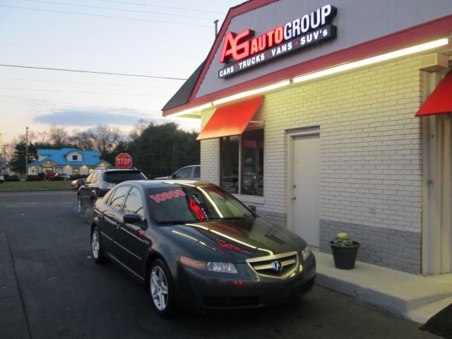 2004 ACURA TL 5-SPEED AT gray abs brakesair conditioningalloy wheelsamfm radioanti-brake syst