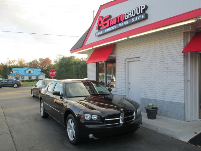 2007 DODGE CHARGER RT AWD black 4wdawdabs brakesadjustable foot pedalsair conditioningalloy