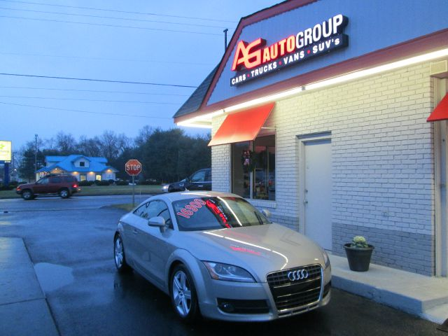 2008 AUDI TT 20 T WITH S TRONIC gray abs brakesair conditioningalloy wheelsamfm radioanti-br