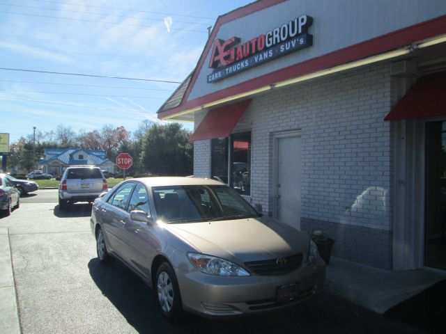 2002 TOYOTA CAMRY LE gold air conditioningamfm radioanti-brake system non-abs  4-wheel absau