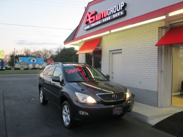 2004 LEXUS RX 330 4WD gray 4wdawdabs brakesair conditioningalloy wheelsamfm radioanti-brake