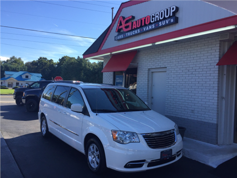 Used Car Dealer - Vineland NJ - AG Auto Group