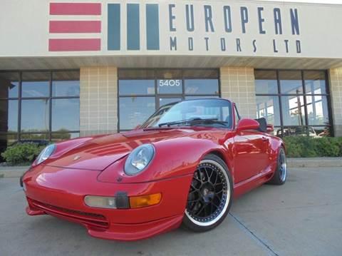 Porsche for sale for European motors cedar rapids