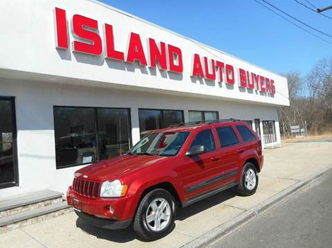 2006 Jeep Grand Cherokee for sale in West Babylon, NY