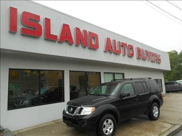 2009 Nissan Pathfinder for sale in West Babylon, NY