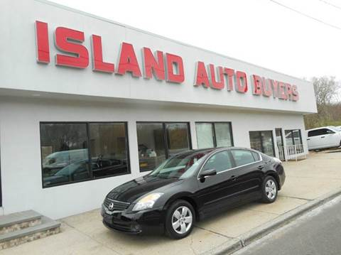 2007 Nissan Altima for sale in West Babylon, NY