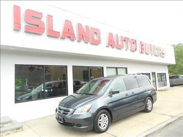 2006 Honda Odyssey for sale in West Babylon, NY