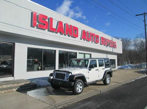 2010 Jeep Wrangler Unlimited for sale in West Babylon, NY