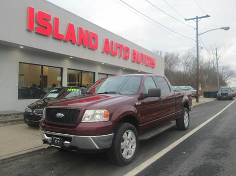 2006 Ford F-150 for sale in West Babylon, NY