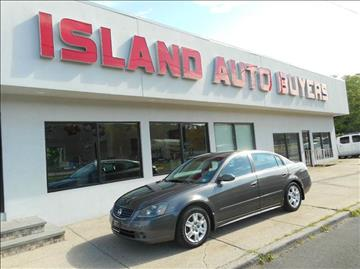2005 Nissan Altima for sale in West Babylon, NY