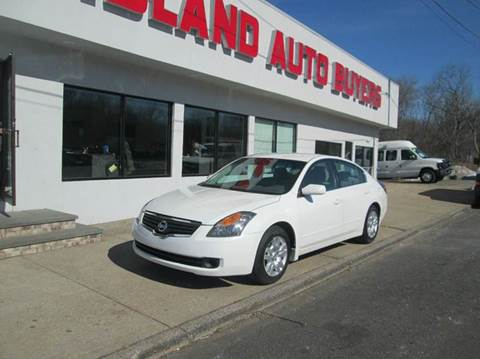 2009 Nissan Altima for sale in West Babylon, NY