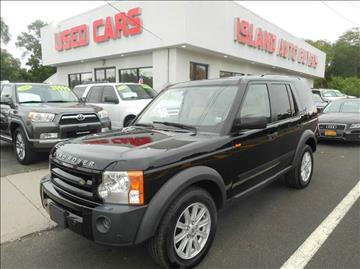 2007 Land Rover LR3 for sale in West Babylon, NY