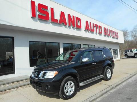 2008 Nissan Pathfinder for sale in West Babylon, NY